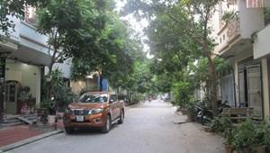 Chính chủ bán nhà liền kề khu đất Dịch vụ Hàng Bè Mậu Lương 55m2x5T chỉ 5.48 tỷ