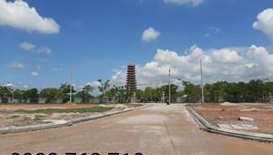 Khu đô thị Cẩm Văn trung tâm giữa Sân Bay Quốc Tế Phù Cát và Khu kinh tế Nhơn Hội