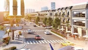 Thông báo ưu đãi tháng 11: đầu tư đất nền Khu Đô Thị Cẩm Văn để hưởng mức lợi cao nhất