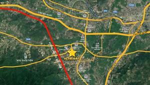 Cần bán 100m2 đất sổ đỏ full thổ cư gần Tp Nha Trang, giá đầu tư 345 triệu