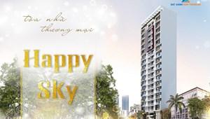 Chỉ 700 triệu sở hữu ngay - Căn hộ cao cấp vĩnh viển Happy Sky Nha Trang