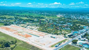 Khu đô thị mới Cẩm Văn An Nhơn, hàng ngàn cơ hội làm giàu