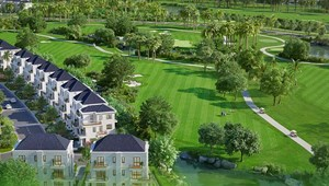 Sở hữu BĐS sân golf lâu dài chỉ cần 2.9 tỷ
