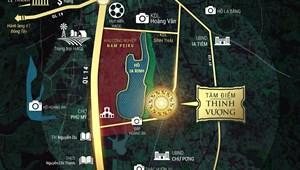 Đất nền KCN Nam Pleiku giá đầu tư 450 triệu