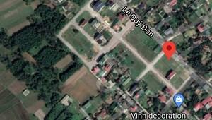 Đất 147m2 (7x21) mặt đường Lê Quý Đôn, xã Hưng Lộc, TP Vinh, Nghệ An