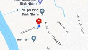 Bán 5700m2 đất mặt tiền đường 14 mét, Thành phố Thuận An, Bình Dương