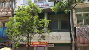 CHÍNH CHỦ cần cho thuê nhà 4 tầng NGUYÊN CĂN, mặt phố Lạc Trung