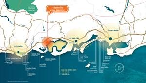 Tung bảng hàng đợt 1 đất biển Phú Yên với giá cực hấp dẫn cùng ngàn quà tặng khủng