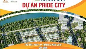 PRIDE CITY Quảng Nam, mở bán chính thức ngày 7/12, giá chỉ 14tr/m, chiết khấu 5%