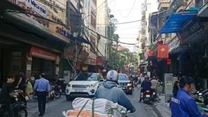 Nhà mặt ngõ 154 Ngọc Lâm. Đẳng cấp kinh doanh