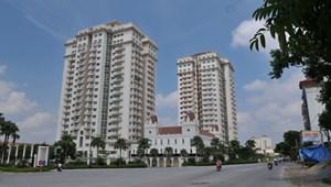 Cho thuê căn Penhouse chung cư E5 Ciputra 181m2 full đồ