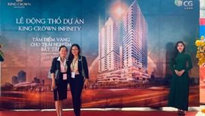 """""""Kick off"""" dự án căn hộ King Crown Infinity Võ Văn Ngân, Thủ Đức – Lễ ra quân Bamboo Capital"""