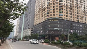 Bán chung cư Tây Hà, Trung Văn, Nam Từ Liêm (căn góc 08, 26tr/m2)