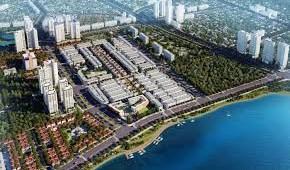 Quy mô chi tiết dự án Hồ Gươm Xanh Thuận An City Bình Dương