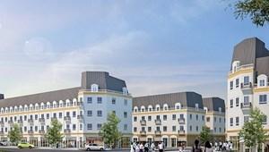 Bán nhà liền kề 88m2 dự án La Casta -Văn Phú, chủ đầu tư Hàn Quốc