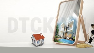 Sổ Hồng riêng chính chủ ! Nhà 1,7m x10m (nở hậu 3,8m) diện tích 26,9 m2, hẻm xe hơi 6m đường nhựa