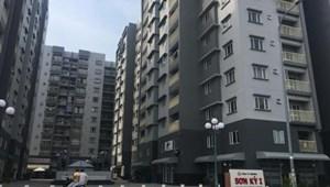 Bán căn chung cư Sơn Kỳ, 58m2, 1,2 tỷ